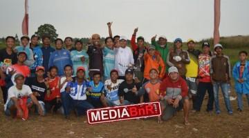 Mania andhokan Bogor tumplek di launching lapak Jaguar Bogor