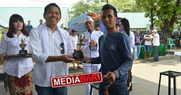 Heboh, Sinar Unjuk Gigi Di Piala Kang Dedi Mulyadi