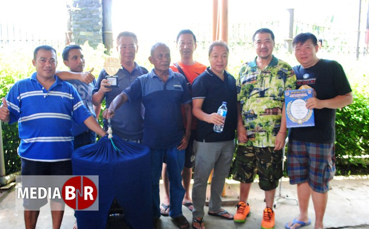 LBL BC dan Kosim SF Juara Umum Piala HUT Kota Banjar