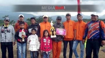 Panda Sempurnakan Liga dengan naik podium di Anniversary