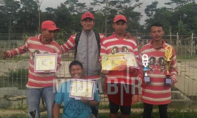 Jeger Hoki Makin Joss, Rakutak Double Winner Juara Anniversary Dan Terbaik Liga OBC