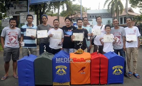 PPK Chapter Jabodetabek sukses bersama Madawa dan  Ambonian (Foto: Arie/MediaBnR.Com)