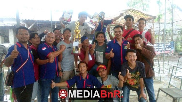 Pacet SF & DT Punokawan Cup I Raih Juara Umum