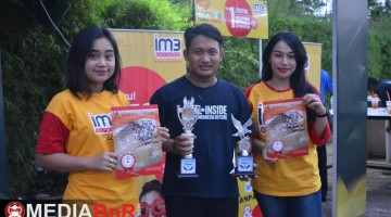 Paijo milik Ino Jr Marcelino SF nyaris double winner