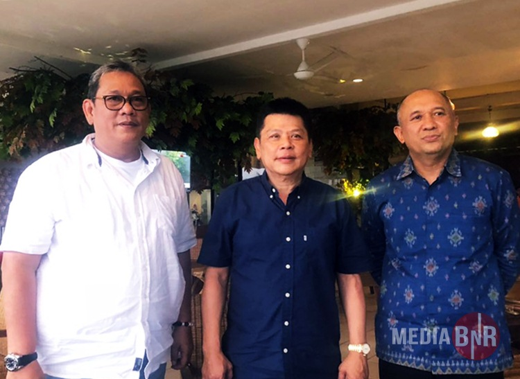 Presiden Cup V Didukung Penuh Pak Teten Dan Sien Ronny