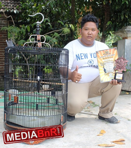Pakde Manto IKM. Kian Santang Runner Up Muray Batu Spesial