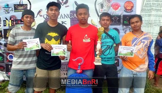 Juara Kacer dan Cendet Bonus Trophy, Bolty Hattricks