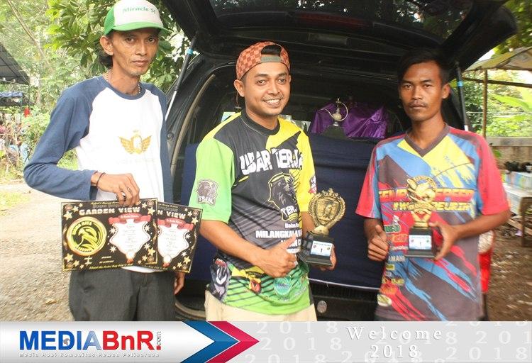 Stroom, Pamela, Rontog Bintangnya Road to Garden View Cup  2 Subang