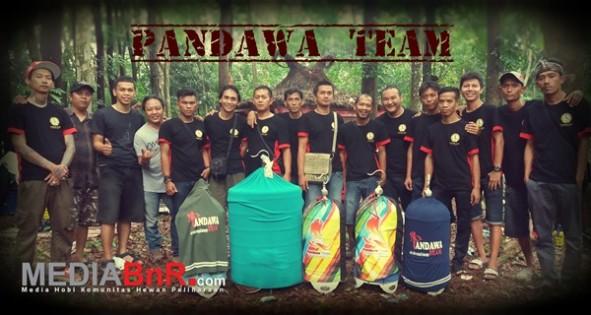Reva danDelan Pandawa Team Yang Jadi Bintangnya