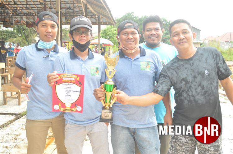 MB Pangeran Sabet Double Winner Dan Terbaik