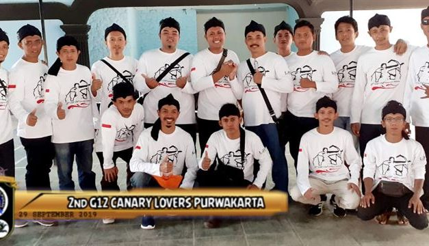 """ISTIMEWA"" 2nd G12 Canary Lovers Purwakarta"