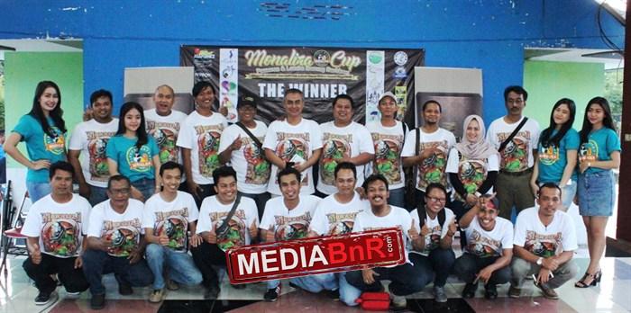 Lomba Sukses !! Dibanjiri Dengan Lovebird Lovers Se-Nusantara