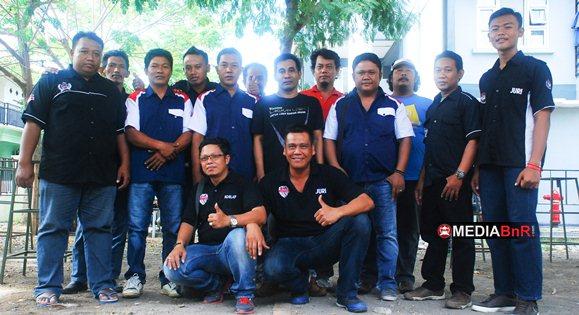 Latpres Spesial BnR Lemah Abang Sukses