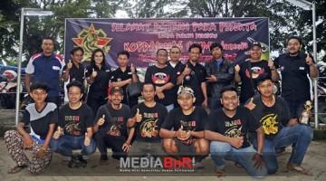Panitia GKMI Bergambar Bersama Tim JBI Usai Sukses Menggelar Kopdarnasnya yang Pertama