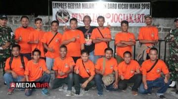 Panitia HUT Ke-2 Penny Jaya SF Yogyakarta