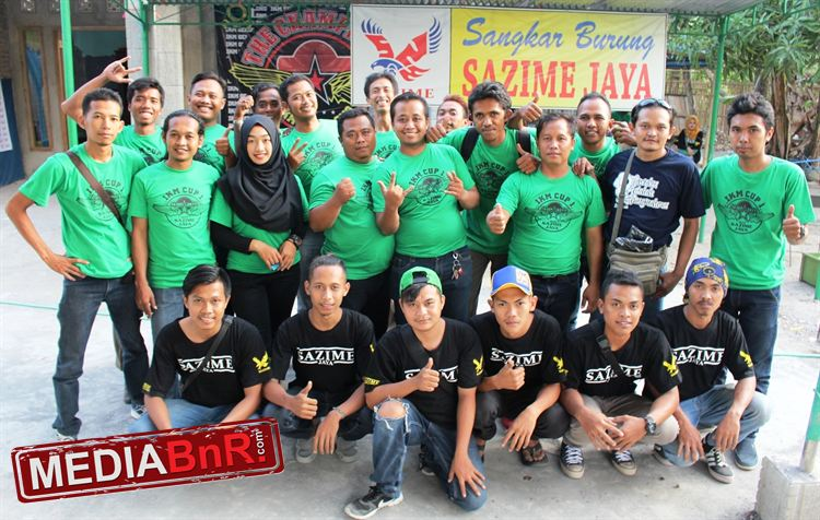 Panitia IKM Gemolong Feat Sazime Jaya. Makin Kompak dan Solid