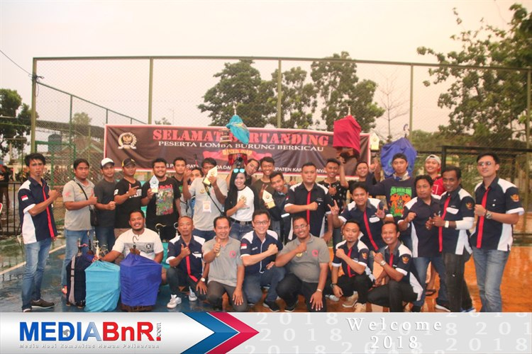 Panitia, Juri & Komunitas Kicaumania Bersinergi Sukseskan Lomba DPRD CUP III Karanganyar