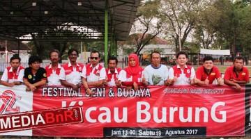 Panitia KBBC Sragen. Dirgahayu Republik Indonesia, Merdeka !!!