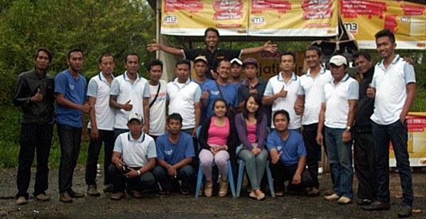 Kualitas Gelaran di Musim Penghujan, Bolomanuk Borong Juara