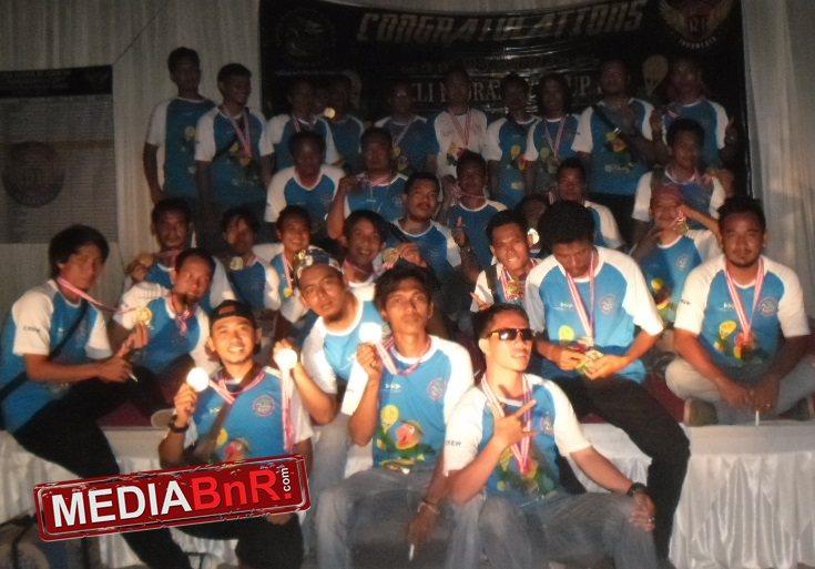 Pertarungan Berkelas Murai batu, Love Bird  Di KLI Cup I Indramayu