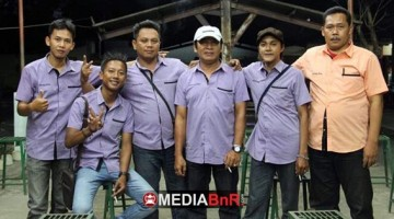 Panitia Kapolres Cup Salatiga 2017