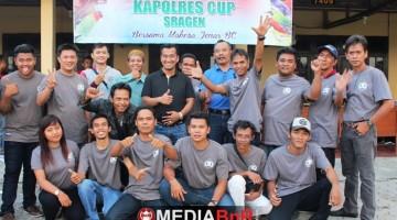 Panitia Kapolres Cup Sragen Feat Mahesa Jenar BC