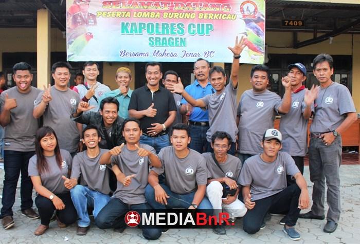 Gedex, Gomes, Speed Tronik dan PK Berprestasi, M Adrian SKH dan Sragen BC Juara Umum