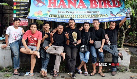Rio, Amel, Aminah, Arya Penangsang, Black Kobra & 1001 Berjaya