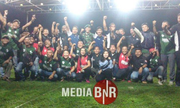 DT LBB Majapahit Cup I Dan Roti Balap SF Raih Juara Umum