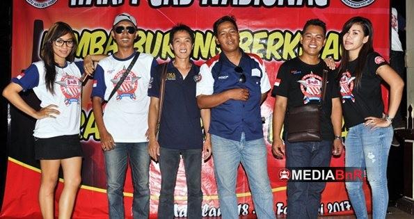 Even Sukses, H. Fitri BKS dan Walet Team Juara Umum