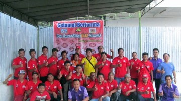 Panitia Pra Launching BnR Demak raih sukses (Foto: Rizcy W/MediaBnR.Com)