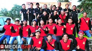 Panitia Punokawan Cup bersama team JBI Makassar