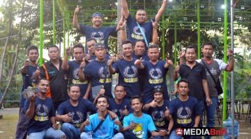 Panitia Road To Bupati Cup Jepara 2017 Sukses Teraih