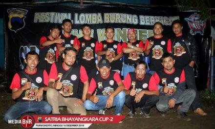 Laskar Perayu dan Hasna Kuasai Kelas Utama, Honda Nyeri, Duta Piala Cobra Tetap Eksis , DBF Team, Didi KM Juara Umum