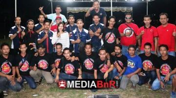 Panitia SPLN Cup 1 Kebumen. Raih Kesuksesan, Tahun Depan Lebih Meriah Lagi