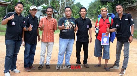 Berlangsung Ramai dan Meriah, Bahar Cetak Double Winner