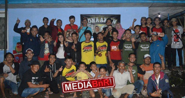 Panitia Usman Team lembang sukses gelar ulang tahun.