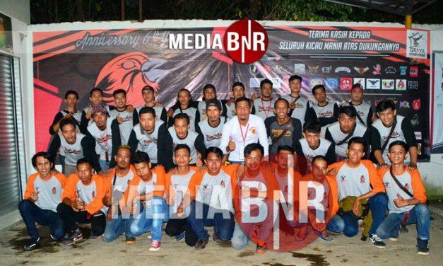 Perang Bintang Jawara Lomba di 6th Anniversary Tim Alpha Bogor