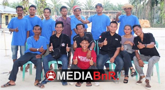Launching Nabila BC Sungai Bahar Berlangsung Meriah, Sinto Gendeng & Error Nyeri