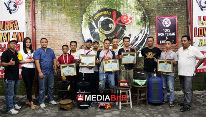 Maya Estianti Rebut Juara Final Liga, Shy Jum Raih Double Winner