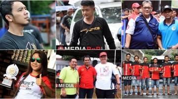 Para Jawara Blok Barat yang ke Soeharto Cup IV