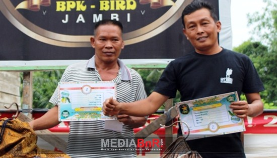 Kaisar dan Satria Buka Kemenangan, BNN Cetak Double Winner