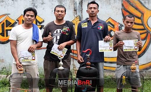 Bedarah Nyeri, Helix Ultra dan Sersan Berbagi Podium di Latber Effentta Jambi