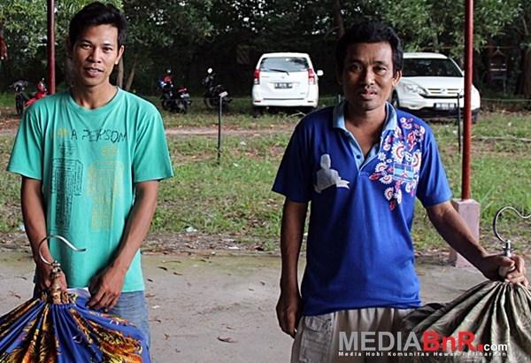 Kicaumania Goyang Gantangan Bakung Team Menjelang Final Pemilihan Burung Terbaik