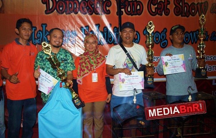 Para Pemenang Kenari BOB