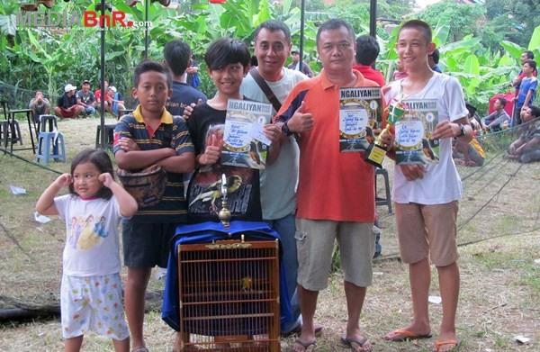 Leo Mengaum, Gugum GnE Enterprise Borong Juara