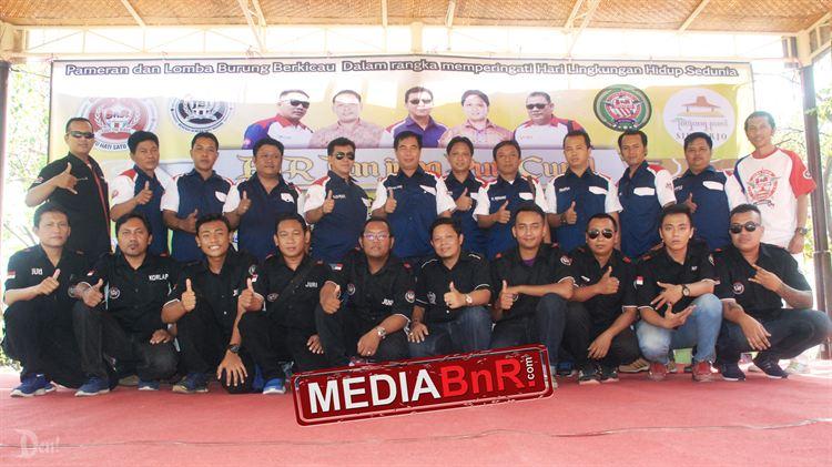 Para pengurus BnR Jatim beserta BnR Sidoarjo dan JBI Jatim
