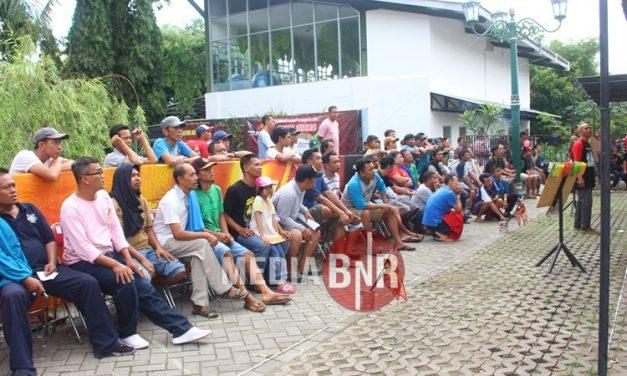 Sukses Terapkan Sistem BnR, Peserta Duduk Dalam Lapangan