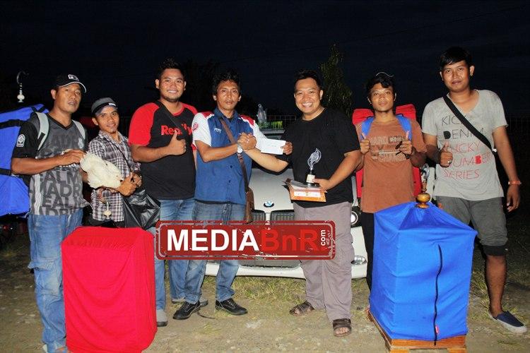 Latpres Bianxerog Road to Presiden Jokowi Cup, Lostgan
