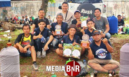 Cucak Hijau Satria Royal Sakura Sandang Predikat Jawara Sejati